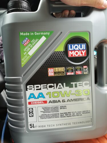 Diesel Specialist (Clean & Protect) - Buy 6L FREE 1L Special Tec AA 10W30 engine oil + 20% off on Diesel Purge & Engine Flush photo review